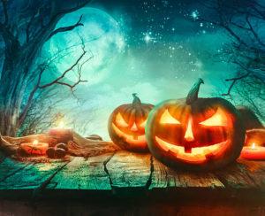 Venez fêter halloween dans la plaine de jeux TO-PLAY pendant les vacances !